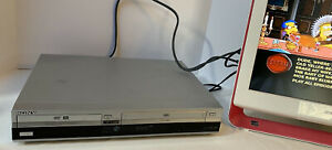 Sony-RDR-VX530-DVD-VCR-Combo-Player-Recorder-No-Remote-VCR-Broken-Only-Dvd-Eorks