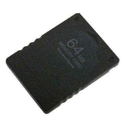 MEMORY CARD 64MB PS2 SONY PLAYSTATION 2 TARJETA DE MEMORIA PLAY STATION 64MB