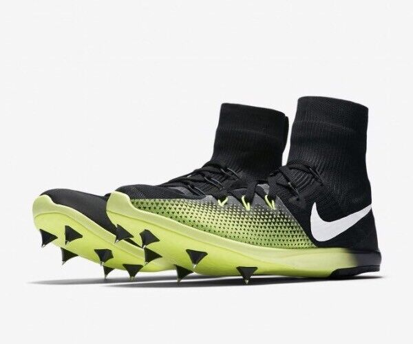 Nike Zoom Victory 4 XC Unisex Spike shoes 878804 017 Black Size Men 9 NO SPIKES