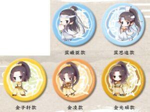 MO-DAO-ZU-SHI-Metal-Can-Badge-Pin-Button-SD-Gifts-Art-OFFICIAL-CHOOSE