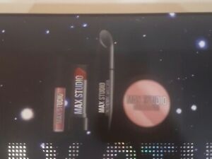NEW SEALED Max Studio Beauty Essentials Gift Set