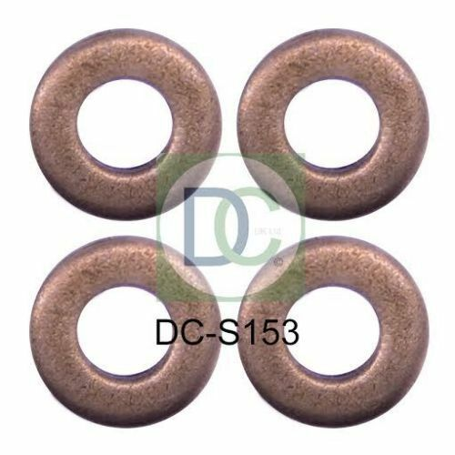 Lancia Bosch Common Rail Diesel Injector Washers Seals Pack of 4