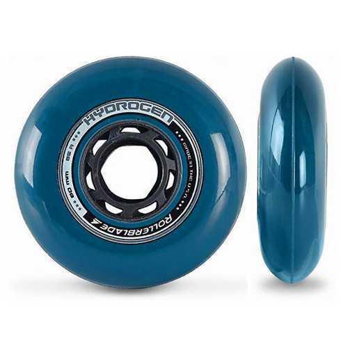ROLLERBLADE Inline Skate Rolle HYDROGEN 80//85A Rollenset 8er Paket NEU2021 blue