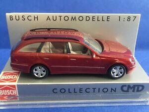 """MB E Klasse """"CMD"""" 49455 von Busch"""