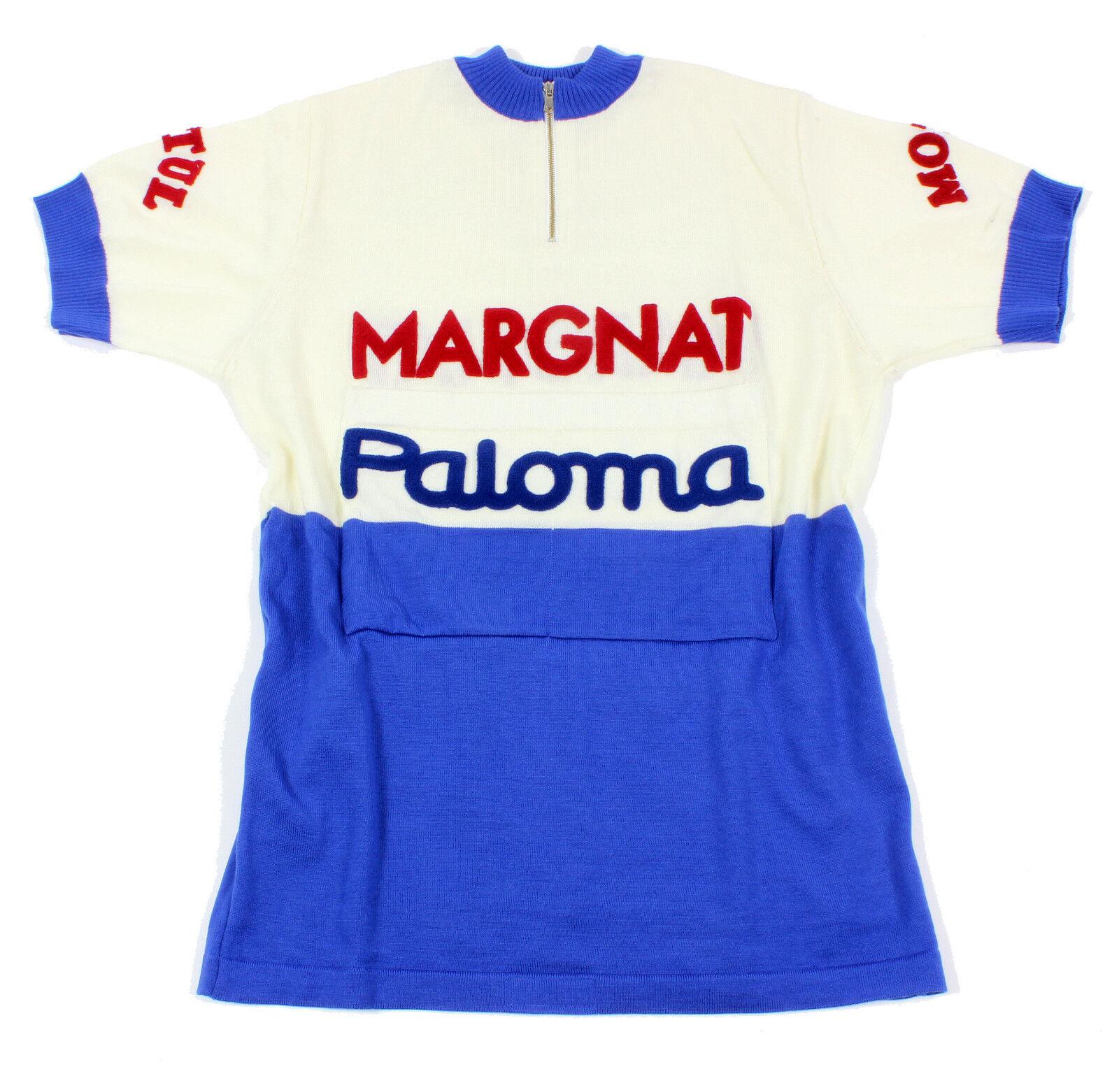 Trikot cycling jersey Margnat Paloma magliamo rennrad campagnolo super record