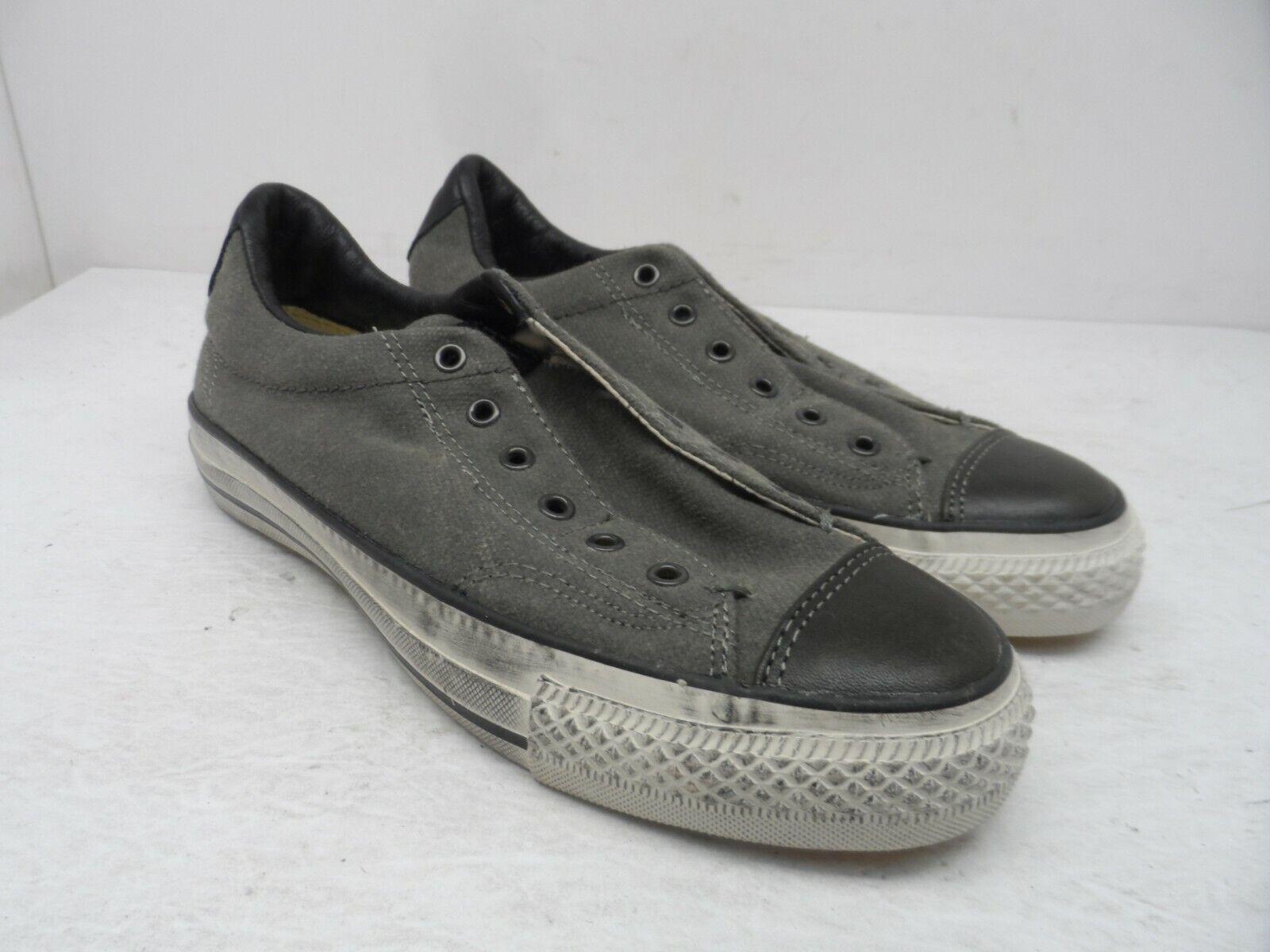 Converse Women's Slip-On Low John Varvatos CTAS Vintage Beluga Size 7.5M