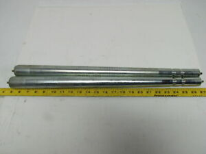 Details about 1-3/8 Dia Tapered Gravity Conveyor Roller Grooved 22