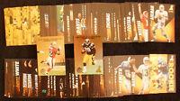 Lot of 150 1995 Pinnacle Zenith Football Cards w Aikman Emmitt plus Insert Cards