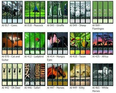 File Art 4 Design Ordner-Etiketten Owls......................................477