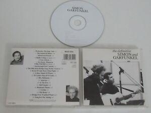 Simon-amp-Garfunkel-The-Definitif-Simon-And-Garfunkel-Mood-CD21-CD-Album