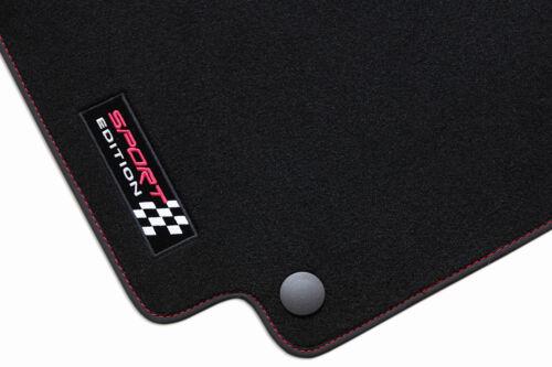 Sport Auto Fußmatten für Mercedes SLK R171 Bj 2004-2011