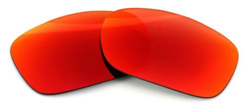 Deux Pour De Miroir Polarisé Visage Rechange Iridium Verres Oakley Rouge Ikon qXwZR0
