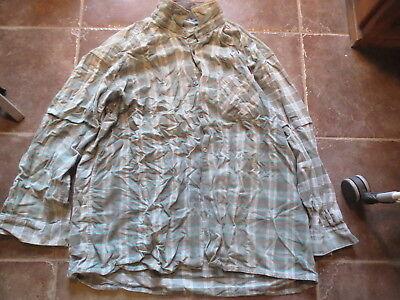 Intelligente Antica Camicia Uomo Contadino Campagna Folklore Tuta Antica Essere Altamente Elogiati E Apprezzati Dal Pubblico Che Consuma