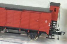 H0 ged. Güterwagen m. Brhs. DRG Fleischmann 5365 NEU OVP