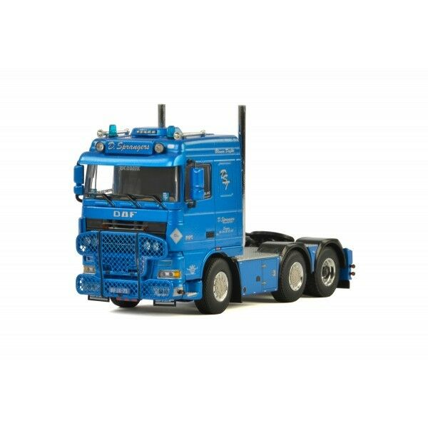 Daf xf 105 space cab tractor solo wsi 1 50 ref 01-2494