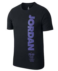 JORDAN-JSW-Legacy-Retro-11-T-Shirt-2XL-XX-Large-Black-Concord-Purple-7210-AJ11