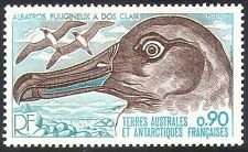 FSAT/TAAF 1977 Sooty Albatross/Birds/Wildlife/Nature/Conservation 1v (n22579)