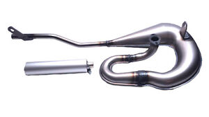 Details about PUCH PROMA EXHAUST PIPE Maxi Newport Swinger moped engine  performance