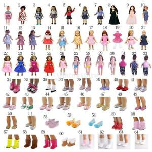 Stylish-Clothes-Complete-Look-for-18-034-American-Girl-Our-Generation-My-Life-Dolls