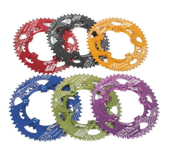 SNAIL Road Bike Double oval Chain Ring 35 50T 9-11 speed 110 BCD Chainring 165g
