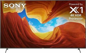 """Sony 85"""" X900H Series LED 4K UHD Smart Android TV"""
