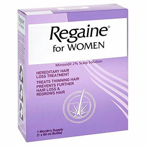 Regaine for Women Extra Strength Hair Regrowth Solution - 60 ml