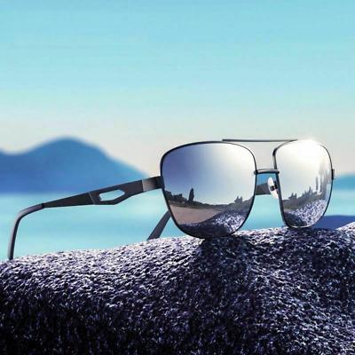 Vintage Men/'s Sunglasses Polarized Sunshade Eye-wear Protective Shades Accessory