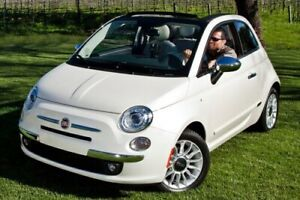 Fiat 500c Convertible - great car great deal