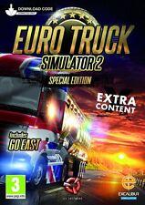 Euro Truck Simulator 2 - Special Edition (Digital Download Card) UK