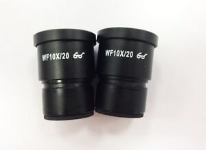 10X-Stereo-Microscope-Eyepiece-Ocular-Lens-High-Eye-point-Wide-Field
