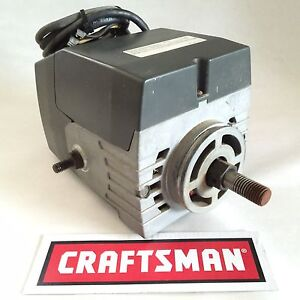 Sears Craftsman 10 Radial Arm Saw Motor 821372 Hp