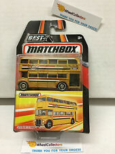 Best of Matchbox 2016 * Routemaster Bus GOLD * MXB * W21