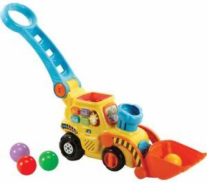 VTECH Pop-a-Ball Pop & Drop Digger Toy - Currys