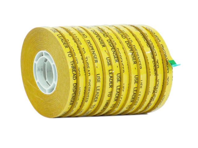Acid Free Adhesive Transfer Tape Refill Rolls 1//2-Inch by 36-Yard ATG Tape