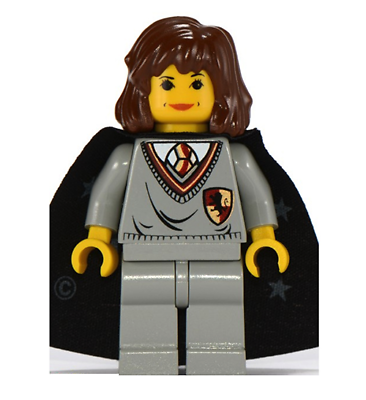 Lego Harry Potter Figur Hermione 4706 4709