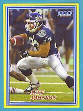 2004 JOGO CFL Canadian Football Series #1 Set (110 Cards)
