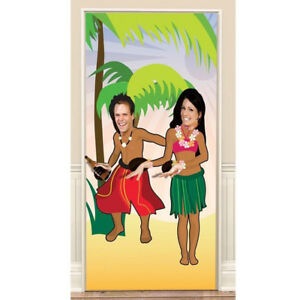 6ft-Hula-Girl-Photo-Door-Banner-Hawaiian-Beach-Tropical-Party-Prop-Decoration