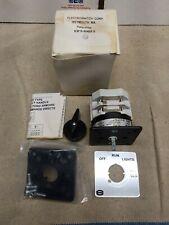 Electroswitch Kw16 904b8 5 Rotary Switch