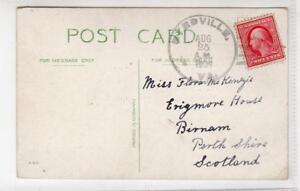 Murphy's Hotel, Richmond: Virginia USA Postal con tranvía/Trolley (C39445)