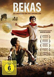 Bekas-l-039-avventura-di-due-super-eroi-DVD-NUOVO