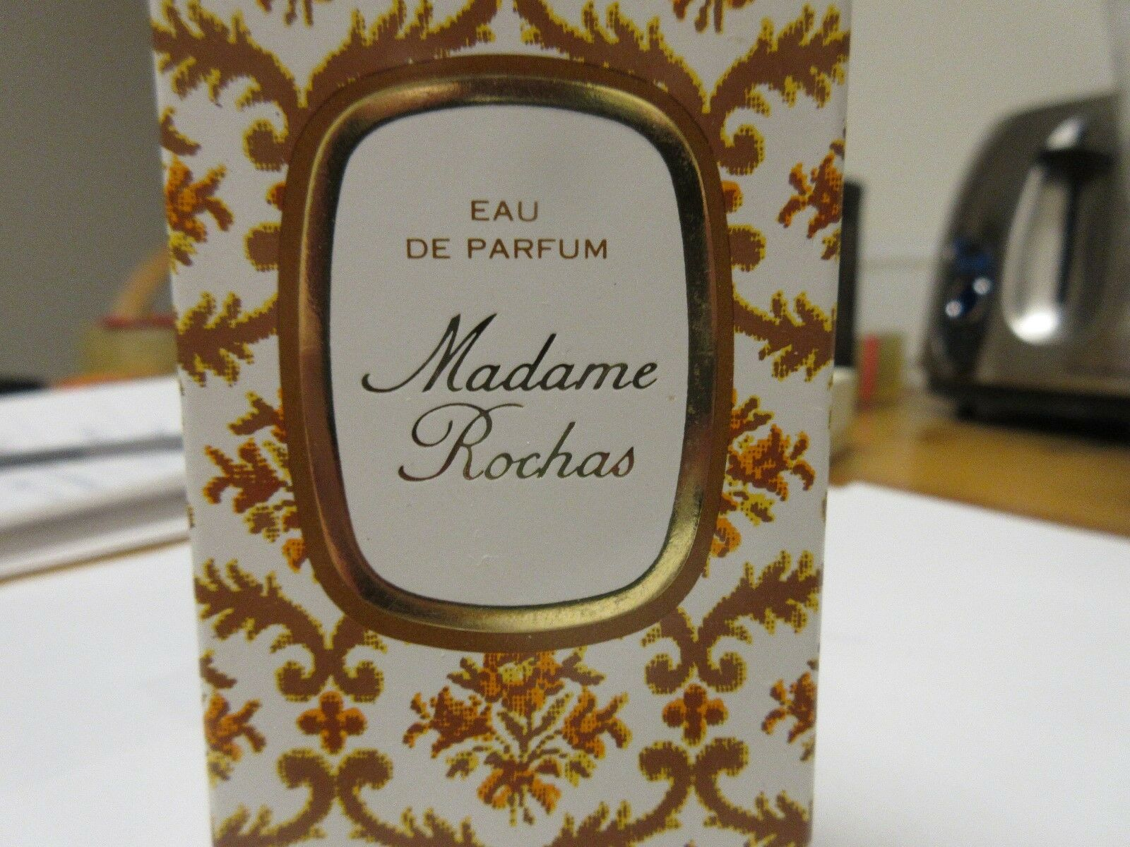Madame Rochas UNUSED 1/2 oz15 ml Eau De Parfum Rochas O