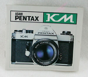 Pentax-KM-Instruction-Manual-Genuine