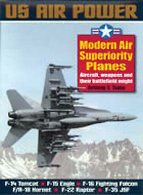 1 of 1 - Modern Air Superiority Planes by Anthony A. Evans-9781853675935-F045