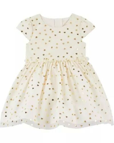"""Carter/'s Baby Girls Dress /& Bloomers /""""Dress Me Up/"""" 2 Pc Set Party Occasion NWT"""