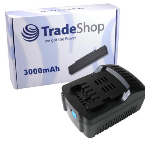 Akku 18V 3000mAh Power Battery für Metabo BS18LTX-Impuls BS18LTX-Quick W18LTX125
