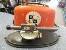 Vintage David White Meridian Model Dw 8090 Level Transit With Case Realist Inc