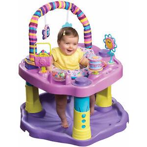 Baby Bouncer Activity Center Walker Learning Jumper Girl