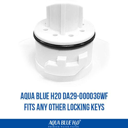 3x SAMSUNG AQUA-PURE DA29-00003G PLUS COMPATIBLE WATER FILTER REFRIGERATOR
