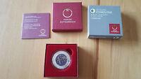 25 Euro Silber-Niob Österreich 2015 (Kosmologie)