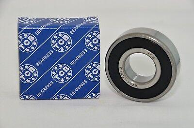 6001-2RS C3 EMQ Premium Sealed Ball Bearing 12x28x8mm